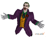 MK vs. DC: The Joker by blufan