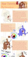 Hair Tutorial by Himechui