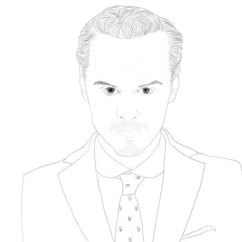 Andrew Scott by ThestralPeaches