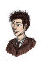 10th Doctor by julsgomez