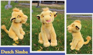Dutch Simba by Laurel-Lion