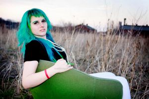 Blue Haired Beauty by RadiancePhotography1