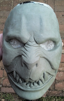 Monster Mask WIP by foxdog77