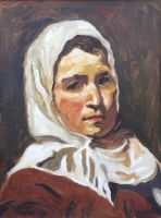 Peasant Woman by center555