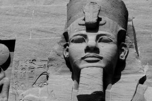 Abu Simbel Temple by EduGanster