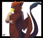 COMMISSION for EyeOfHorus789 by phation