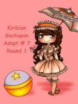 Masuo15 Gachapon Adopt Round 1 Kiribian by Just-A-Little-Vore