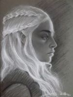 Mother of dragons by giottoart
