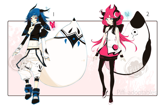 [CLOSED + EXTRAS] ADOPT AUCTION 209 - Enigma by Piffi-adoptables