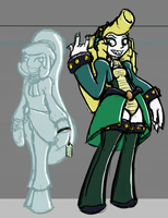 Lexus, the Sociopathic Socialite by PainfulElegy