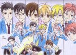 Ouran High School Host Club by Silvarius86