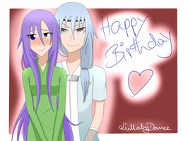 Happy Birthday SILBER! by LullabyDance