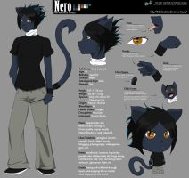 -.Nero Liderkeit.- :Ref Sheet: by ItsukinoKira