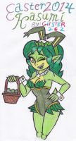Easter 2014: Kasumi by gilster262