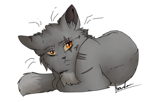 Yellowfang by Keenami