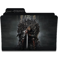Game of Thrones folder icon by P-Ron