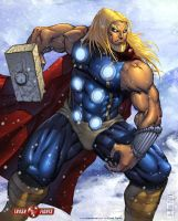 Thor by A-Ra