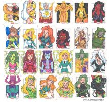 Marvel Universe 2011 05 by MaryBellamy