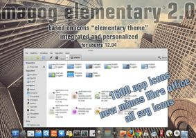 elementary custom and integrated  new version by Magog64