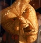 Powdered Toast Man - Face Detail by fbresciano