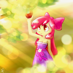 Applebloom by IFtheMaineCoon