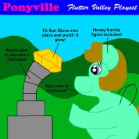 Flutter Valley Playset Toy Design Concept by MasterYubel