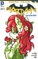 POISON IVY (MLP Style) by RetroStarLing