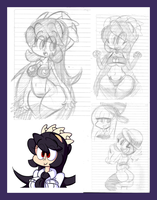 Filia Sketch by Jdk2222