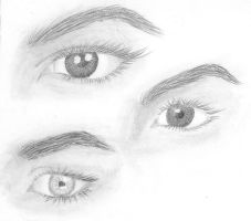 Eyes by Iceheart160
