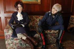 APH: Prussia and Austria by sslaris