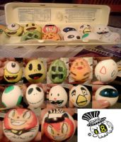 ~jakskull28's Easter Egg Batch by TheOctoberScarf