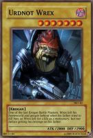 Yu-Gi-Oh Cards Mass Effect 6 by Blackcell8