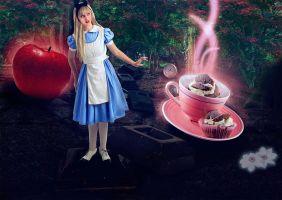 Welcome To Wonderland by MissVBlackmore