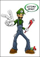Ultimo Dyno Luigi by Vulture34