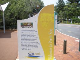 Welcome to Perth Zoo by TasermonsPartner