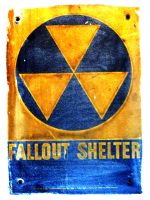 fallout shelter by lucideyeproduction