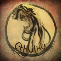 House of Cthulhu Crest by Bazzelwaki