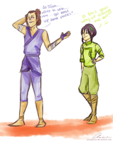 Oh Sokka... by annogueras