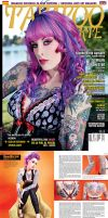 TAM Cover and Article by recipeforhaight