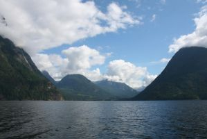 Princess Louisa Inlet Stock 4 by SimplyBackgrounds
