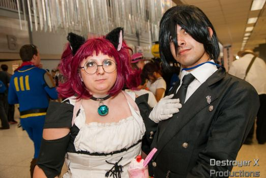 for services black butler by shikamaruluffy