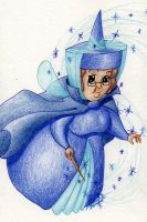 Merryweather Gift by TranquilSimplicity