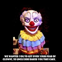 Creepy Clown Demote by amaranthine-eternity