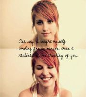 Hayley Williams by falloutgirl03