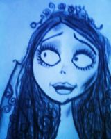 Emily the corpse bride 2 by xjennxox