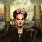 Frida in the 21st Century by SabinaNore