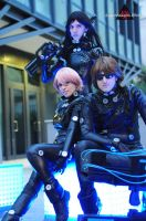 Gantz team by Ivycosplay