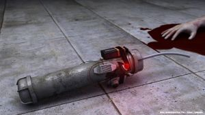 Left 4 Dead pipebomb by TenaciousDC