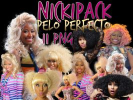 pack nicki minaj png by DIGOGAGA