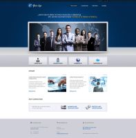 Business webdesign 2 by PiP3R-CZ